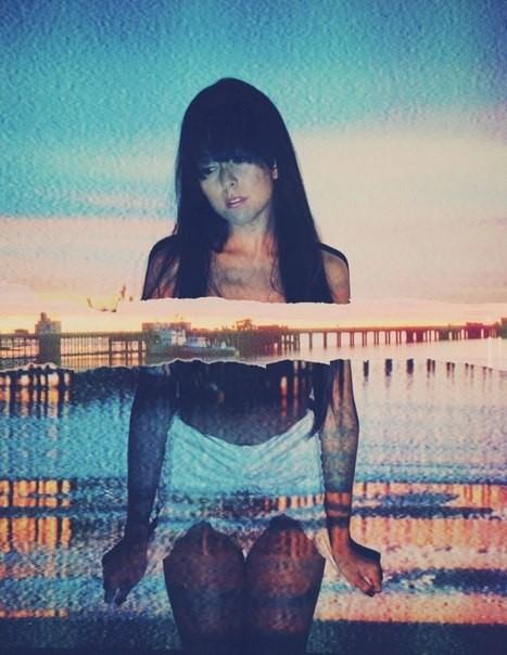 Оригинальная фотосессиия, красивой модели Elle V от фотографа Mariana . Изображение № 3.