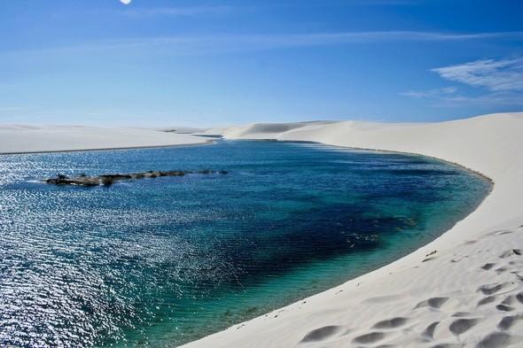 Белые пески Lencois Maranhenses. Изображение № 2.
