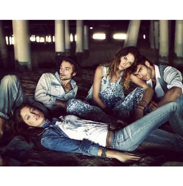 Изображение 31. Рекламные кампании: H&M, Mango и другие.. Изображение № 26.