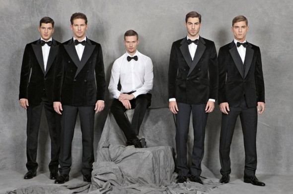 Dolce & Gabbana Mens FW 2010. Изображение № 1.