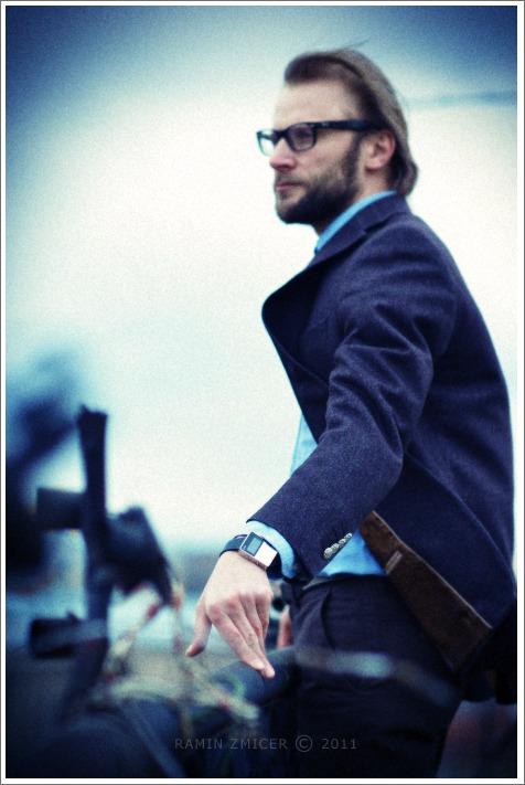 Void Watches дизайнер David Ericsson. Изображение № 5.