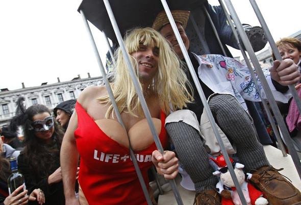 Венецианский карнавал масок. Изображение № 1.