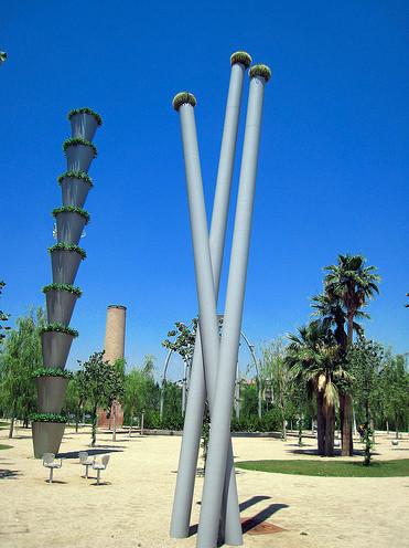 Изображение 48. Барселона: общественные пространства.. Изображение № 51.