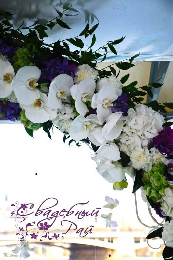 Цвет свадебного дня или праздник длиною в жизнь. Изображение № 11.