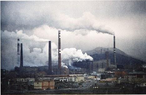 О грустном. Самые загрязненные места мира. Изображение № 18.