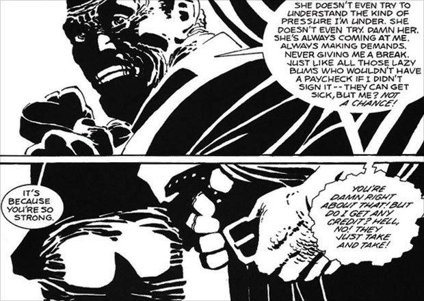 5 лучших детективных комиксов. Изображение № 12.
