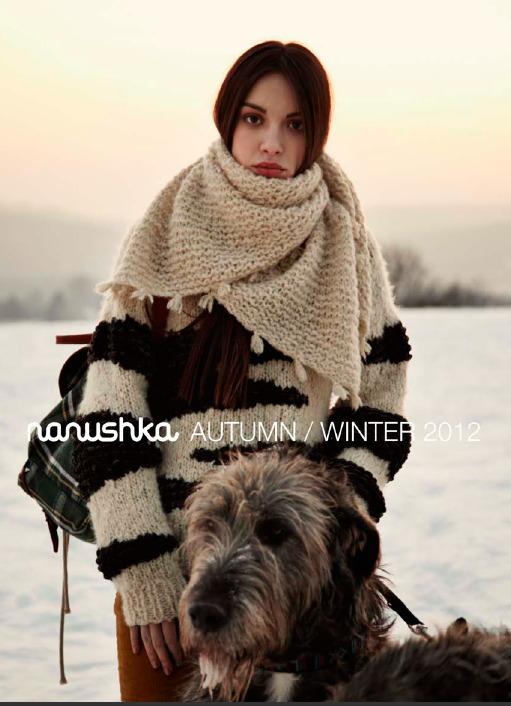 Марка из Венгрии: Nanushka. Изображение № 1.