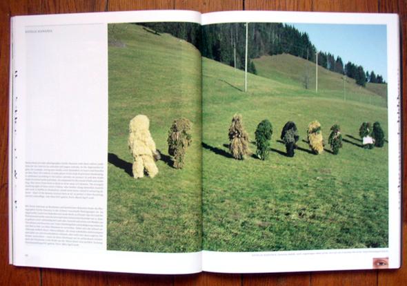 Estelle Hanania: люди-деревья. Изображение № 3.