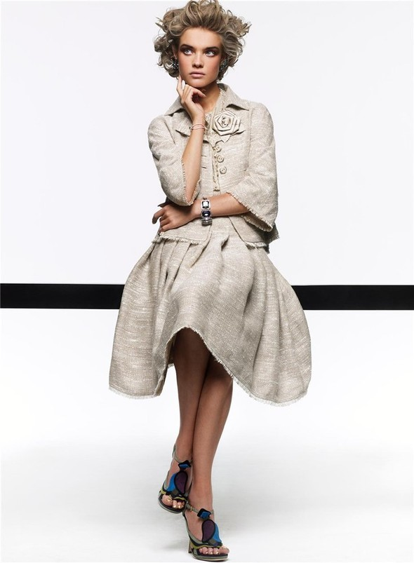 Natalia Vodianova byCraig McDean. Изображение № 11.