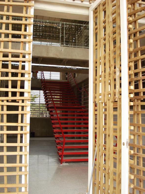 Villanuevas Public Library. Изображение № 29.
