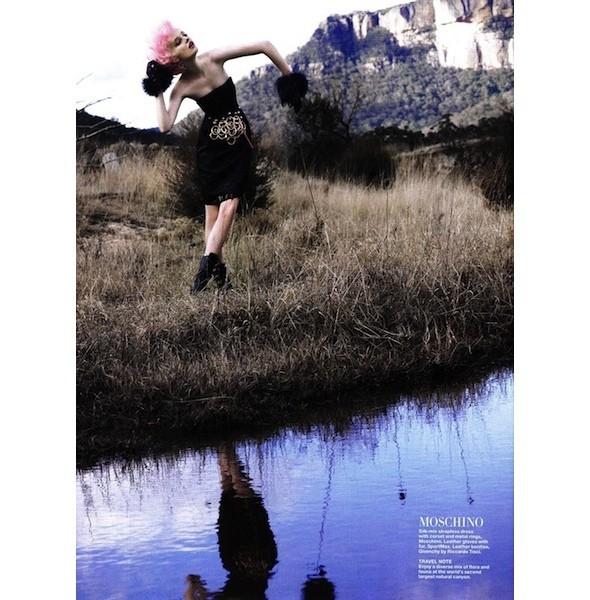 5 новых съемок: Harper's Bazaar, Qvest, POP и Vogue. Изображение № 12.