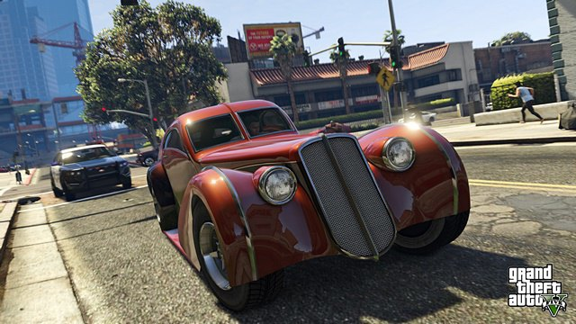 GTA V для PS4 и Xbox One выйдет 18 ноября, для PC — в январе 2015. Изображение № 1.