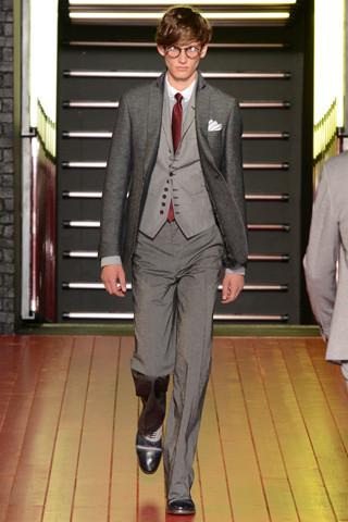 Неделя мужской моды в Милане: День 1. Изображение № 34.