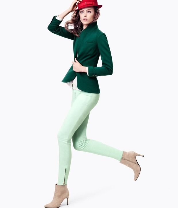 Вышли новые лукбуки Zara, Free People, Mango и других марок. Изображение № 81.