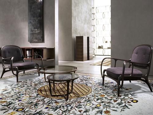 Мозаичные ковры от Sicis. Изображение № 1.