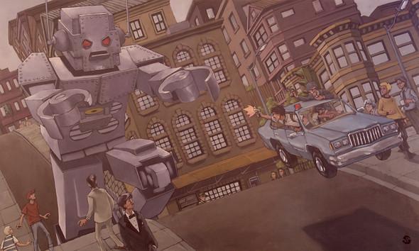 Beastie Boys правила жизни, esquire #43. Изображение № 9.