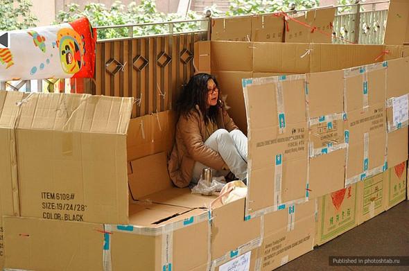 Филиппинские коробочные дома). Изображение № 3.