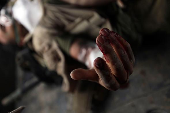 Афганистан. Военная фотография. Изображение № 251.