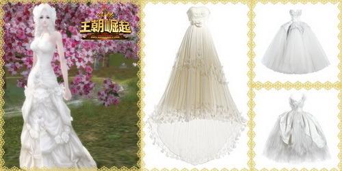 Идеальные свадебные платья. Изображение № 3.