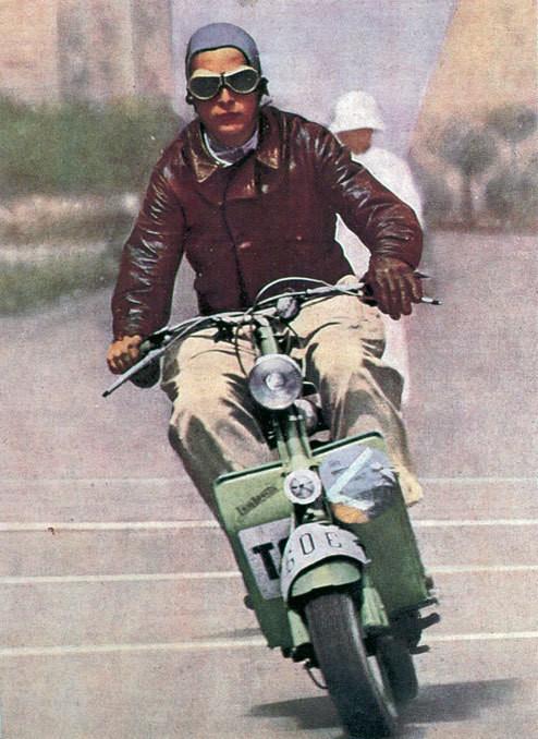 Изображение 4. Lambretta: история одного мотороллера.. Изображение № 4.