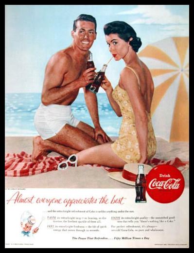 Изображение 62. Coca-cola – История бренда, история рекламы.. Изображение № 62.