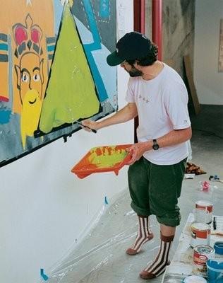 К доске: 10 художников-скейтбордистов. Изображение №8.