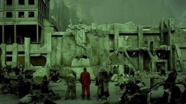 Как создавались декорации «Начала», «Соляриса» и «Гарри Поттера». Изображение № 11.