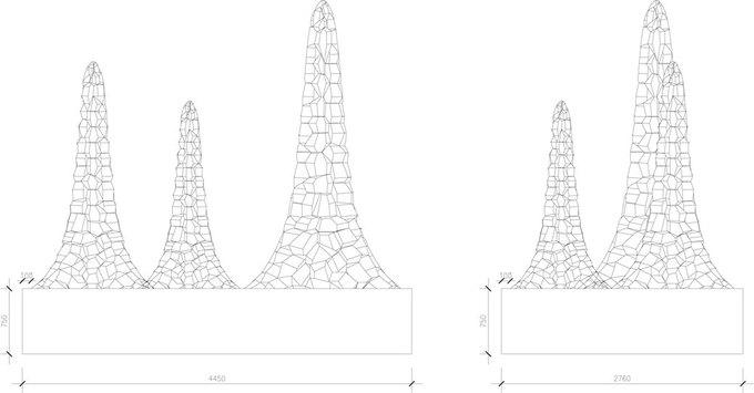 Китайский архитектор представил концепцию небоскрёба-деревни. Изображение № 7.