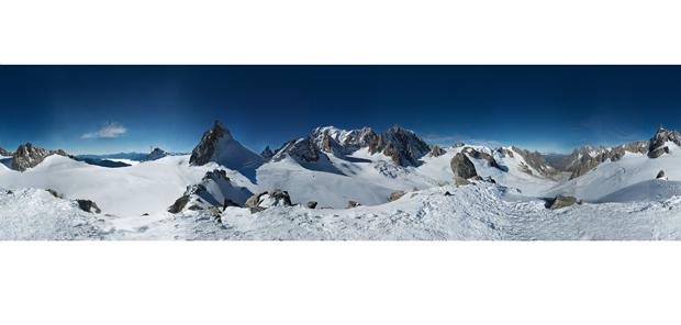 Элемент панорамы в максимальном отдалении. Изображение № 1.