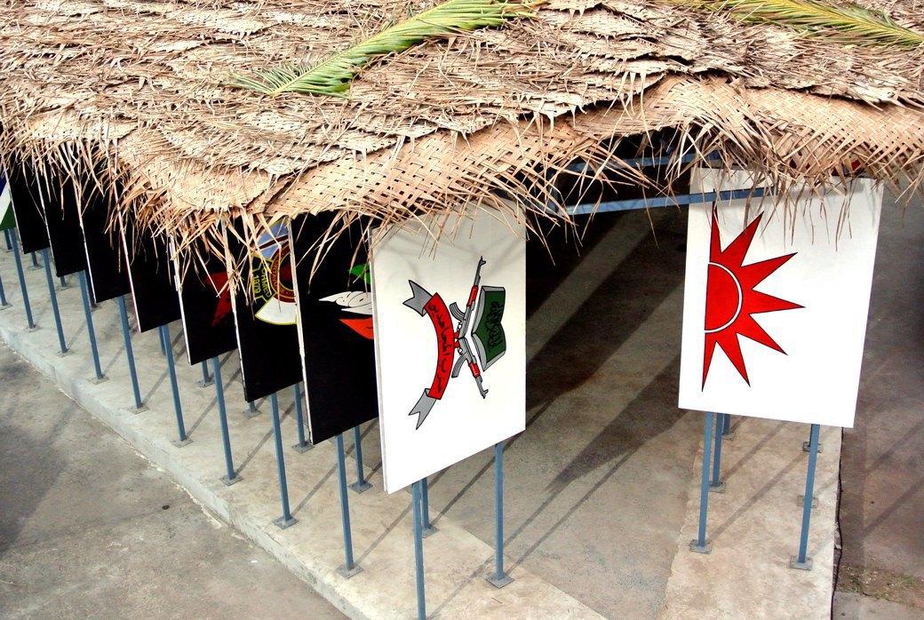 Репортаж с 1-й индийской биеннале: M.I.A., Бакштейн и граффити. Изображение № 25.