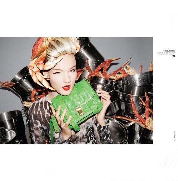 Лукбуки: Alexander McQueen, Barneys и Lauren Moffatt. Изображение № 37.
