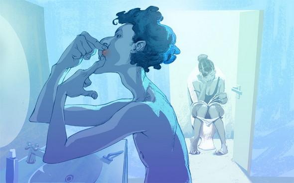 Иллюстратор Will Murai. Изображение № 16.