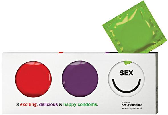Тринеобычных презерватива. Изображение № 3.