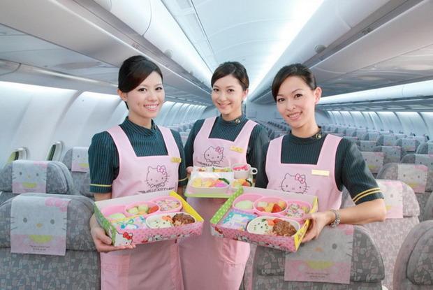 Самолет Hello Kitty. Изображение № 7.