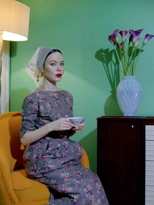 Съёмка: Ульяна Сергеенко для Garage. Изображение № 4.