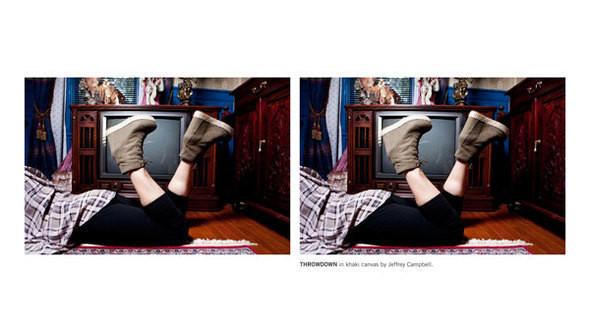 Изображение 35. Лукбуки обуви: Jeffrey Campbell, Modern Vintage и Solestruck.. Изображение № 51.
