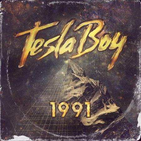 Сингл Tesla Boy — 1991. Изображение № 1.