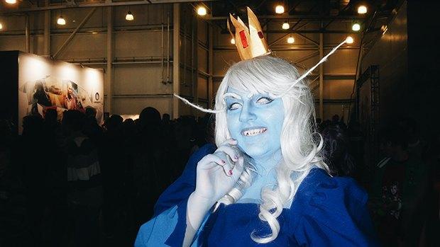 Comic Con в Москве: Почему я косплеил ворчливого деда. Изображение № 9.