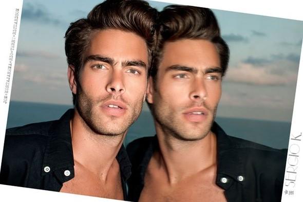 Мужские кампании: Calvin Klein, Sergio K и другие. Изображение № 17.