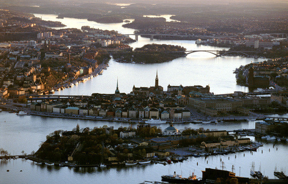 Стоки и холмы Стокгольма. Изображение № 13.