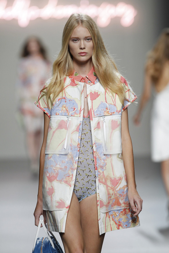 Madrid Fashion Week SS 2012: Adolfo Dominguez. Изображение № 20.