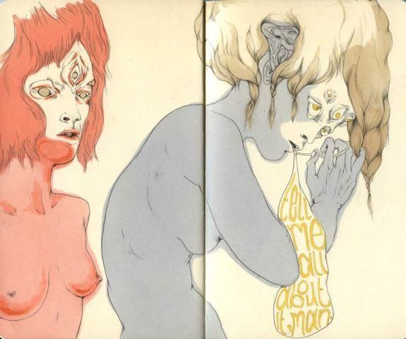 Новые имена: 30 художников, которых будут обсуждать в 2012-м. Изображение № 165.