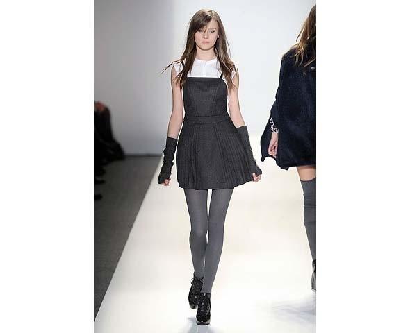 Неделя моды в Нью-Йорке: второй день. Изображение № 50.