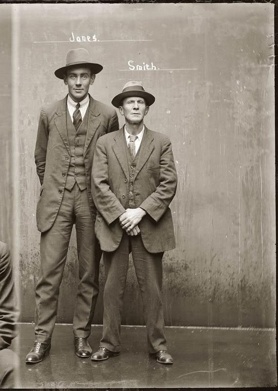 Фотографии американских гангстеров начала 20 века. Изображение № 6.