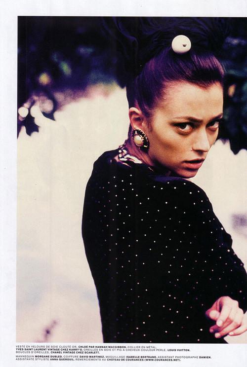 Morgane Dubled дляJalouse. Изображение № 9.