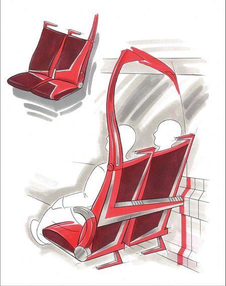 Новое поколение двухэтажных автобусов вЛондоне. Изображение № 4.