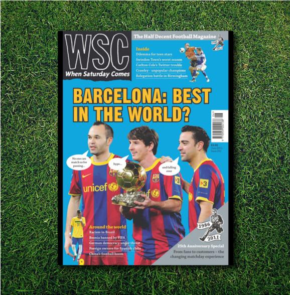 Заметки на полях: Журналы о футболе, которые на самом деле интересно читать. Изображение №20.