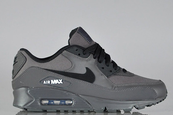 NIKE AIR MAX 90 MIDNIGHT FOG. Изображение № 2.