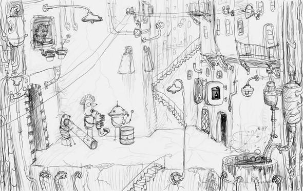 «Machinarium». Изображение № 25.