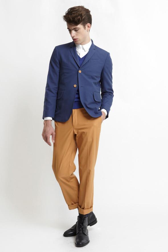 Изображение 16. Лукбук: Carven SS 2012 Menswear.. Изображение № 16.